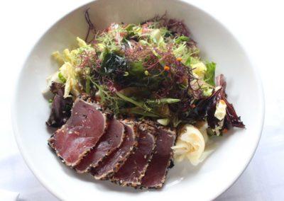 Sesame-Tuna-Salad